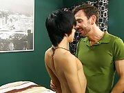 Boy swallows gay cum and latino men suck naked at Bang Me Sugar Daddy