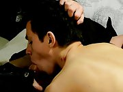 Young gay men having sex in white briefs and men in trouble spanking - Gay Twinks Vampires Saga!