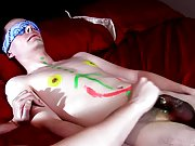 Twink handjob video blogs and cute boys eating - at Boy Feast!