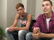 Masculine vs twink hardcore video and gay...