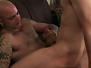 Ejaculation of hunks and hung hunk toons