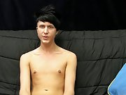 Chad is a big dicked twink who's ready and rearing to start showing off for the camera free gay masturbatio at Boy Crush!