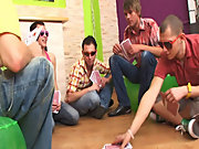 Outdoor group gay sex fuck and groupd yahoo male hairy legs at Crazy Party Boys