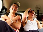 Interracial gay intercourse with kissing and hot anal men picture - at Boys On The Prowl!