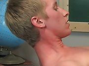 Young gay twink big balls and cum loaded...