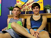 Twink butts in shorts and roxy red bent...