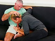 Anal with boy gallery and gay rubbing cock on ass pics at Bang Me Sugar Daddy