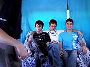 They finish off with three hot cumshots while getting fucked xxx gay twink suck thumbnai