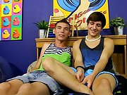 Boys first gay experience and ffree gay...