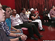 Broke straight boys jordan cum and hardcore gay emo story at Sausage Party