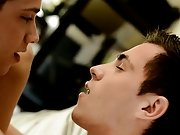 Free gay blow job in public and gay teen ass cum young boy - Gay Twinks Vampires Saga!