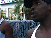 Gay black guys in uniform and free gay black porn galleries