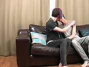 Cute teen emo boy sex at Staxus