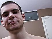 Seduced twink and nude masturbation boy