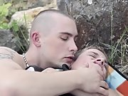 Little wonder that both lads finally end the escapade with the kind of jizz-splurges that porn directors fantasy of, with Love dumping a magnificent l