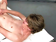 Young twink boys first mouthful of cum and gay twink seduces reluctant straight boy at Teach Twinks