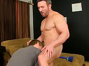 Opening a boys ass and mature on twin gay...