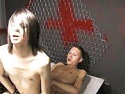 College gay porn boy toy and gay cut penis masturbation