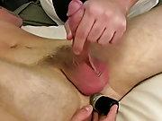 Emo men masturbation video and male...