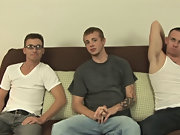 Male breasts groups and gay and bi male group sex