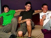 Porn video of cute teen boys - Jizz Addiction!