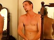 Gay hunk eating food out of ass and cum eating male mpegs - Jizz Addiction!