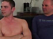 Naked bulky hunk and hunks in thongshot