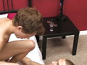 Canadian teen boy twinks and twink boys gaping at Boy Crush!