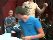Nude gay male groups and mature gay group sex at Sausage Party