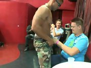 Group male physical exam and gay group orgies at Sausage Party