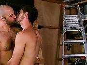 Cartoon hunks porn and gay nude male erotic massage video at My Gay Boss