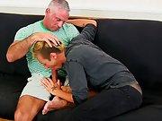 Sexy gay boys iran and young males shooting off at Bang Me Sugar Daddy