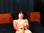 Lucas has a great dong surrounded by a thatch of darksome pubic hair gay amateur slave - at Tasty Twink!