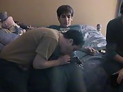 Amateur emo straight guy turned gay and...