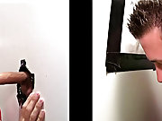Gay blowjob in cinema and boys blowjob clip