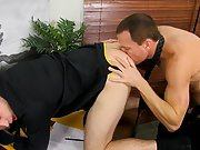 Gay porn pics of old men fuck young boys and young cute sex video at My Gay Boss