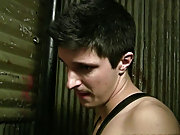 OK, all the best videos taken in the back room of the Skull & Bone Bar feature Diesal - the tall, handsome, gay hunk with the long, muscular, tatt