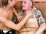 Watch them making out on the couch, getting rid of their clothes and exchanging oral favors hairy gay hardcore clips