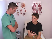 I went into the form clinic and explained that I wasn't feeling so well to Dr. Swallowcock gay black twink anal sex