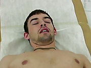 After I massaged his anus, I then took a deeper probe and inserted into as anal cavity to take a much deeper look gay human toilet fetish