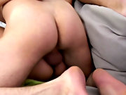 AJ's cock gets hard again, so he sucks Zack's cock and then Fucks Zack's brains obsolete until he too shoots off his gooey load hardcor