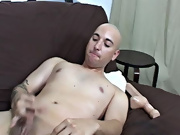 Rusty grabbed the lube bottle and started to stroke his cock to retrieve magisterial amateur gay video posting
