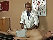 The doctor had real trouble controlling himself as he was examining this ultra juicy Latino twink cruise erotic mature andno