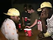 Gay college sex parties interracial gay black