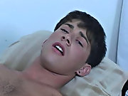 Playing with Anthony's hair, I watched Ajay's subdue show that he was enjoying it interracial gay blowjobs