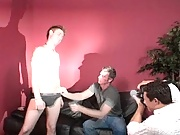 Take off your clothes, strike a pose, and hey, how about a prop or two free sexy gay hunk videos