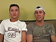 Spencer and Caled hardcore gay blowjob movies