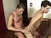 They started making out, and soon the older lover had the slim boy's lips all around his long coagulated shaft gay hairy cowboys