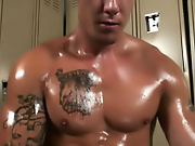 Hot muscle dudes male muscle links