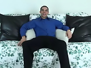 When I told him that I was ready for him to cum, he concentrated on the porn and getting to the orgasm amateur gay fisting